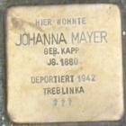 Ingelheim Johanna Mayer geb. Kapp.png