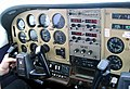 Instrument Panel of a Cessna in Tasmania, jjron, 9.4.2005.jpg