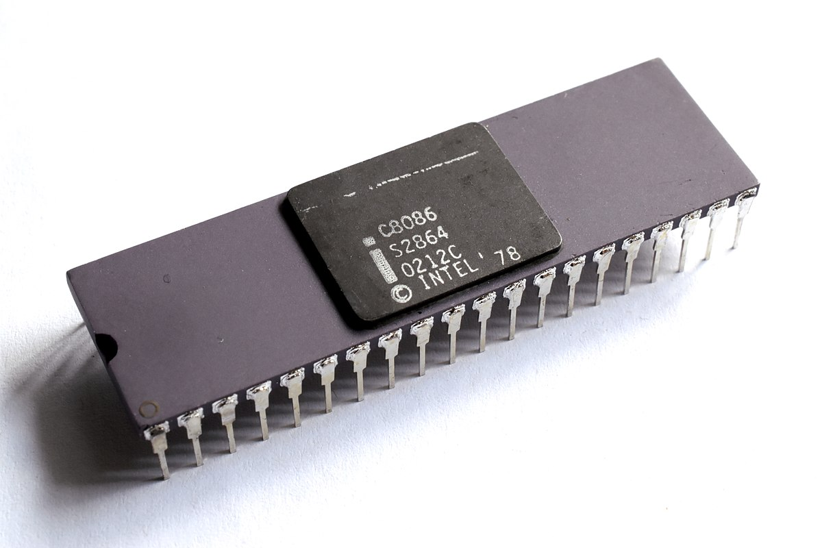 Intel 8086 wikipedia for 8086 microprocessor architecture