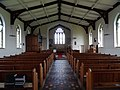 Interior of Great Wolford church (geograph 6174934).jpg