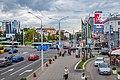Intersection of Niamiha and Haradski Val streets (Minsk) — 04.jpg