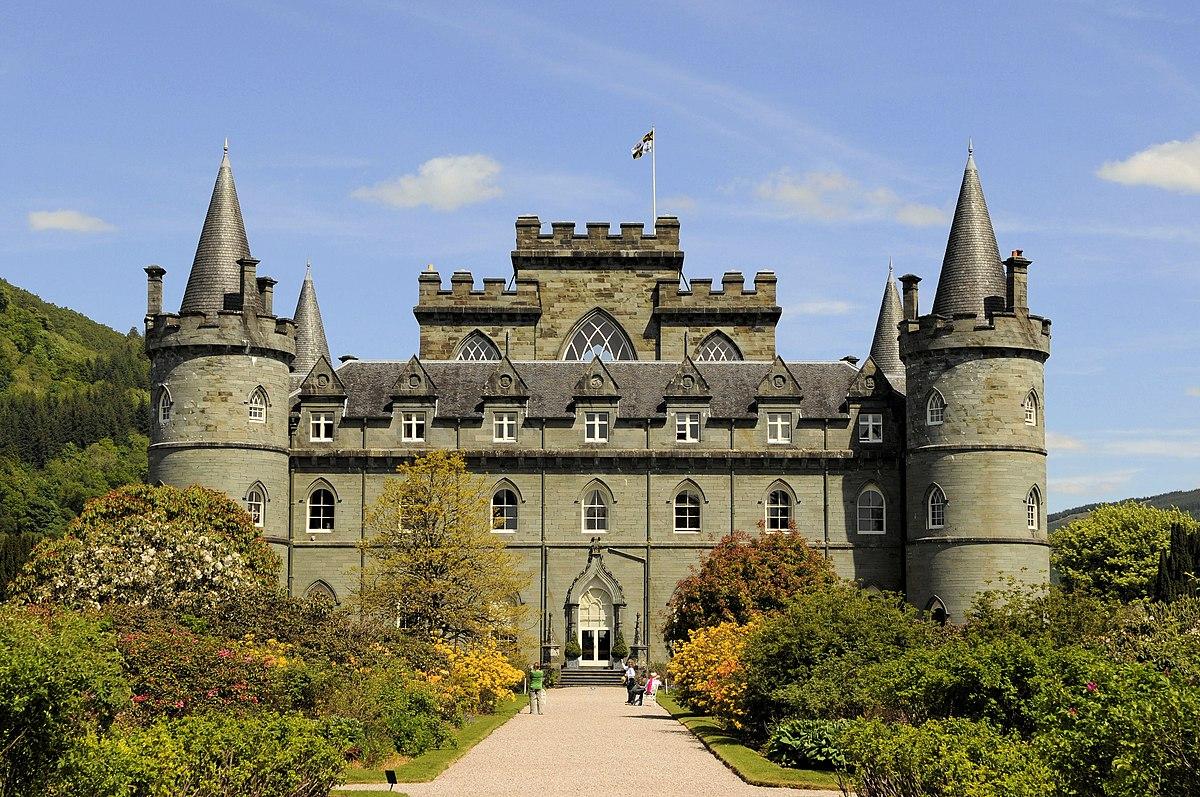 Inveraray Castle - Wikipedia
