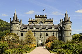 Image illustrative de l'article Château d'Inveraray