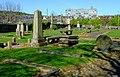 Inverkip Street graveyard - geograph.org.uk - 2391965.jpg