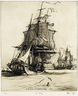 HMS <i>Investigator</i> (1801) ship