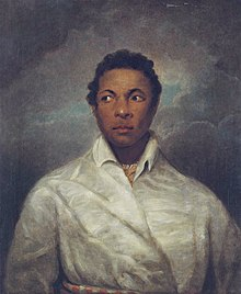 Ira Aldridge (1807-1867), in the character of Othello, Attributed to James Northcote (1746-1831).jpg