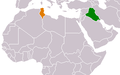 Iraq Tunisia Locator.png