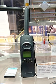Satellite phone - Wikipedia