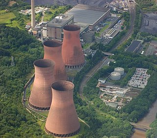 Ironbridge power stations