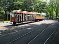 Isle of Man - Manx Electric Railway Tram with Toastrack (7965489274).jpg