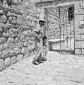 Israël - Peki'in. Het dorp Peki'in in Opper Galilea. 255-3764.jpg
