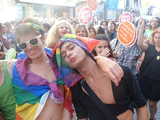 Istanbul Pride Annual LGBT event in Istanbul, Turkey
