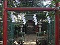 Itsukushima Shrine (厳島神社) in Rokusho Shrine (六所神社) - panoramio.jpg