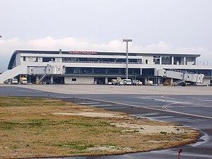 Shimane Prefecture - Izumo Airport terminal