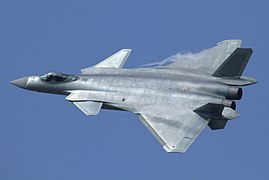 J-20 at Airshow China 2016.jpg