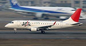 J-Air - Image: J AIR ERJ170