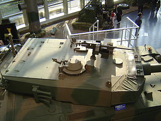 Tanks of the post–Cold War era major division of geological time