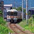 JR飯田線 桜町駅にて 2014.9.09 - panoramio.jpg