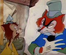 J Worthington Foulfellow and Gideon in Disney's Pinocchio.png