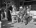 Jachtpanter van de Kalanagshow maakt wandeling door Amsterdam, Bestanddeelnr 914-2264.jpg