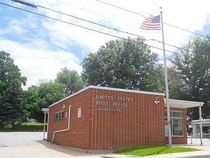 Jacobus, Pennsylvania - Post office