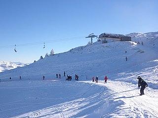 Jahorina ski resort Ski resort in Bosnia and Herzegovina