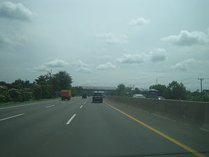 Jakarta–Cikampek Toll Road - Jakarta - Cikampek Toll Road KM 56