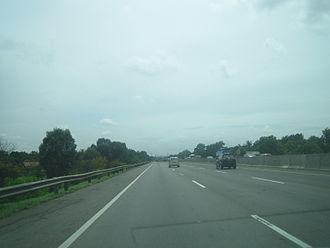 Jakarta–Cikampek Toll Road - Image: Jakpek 61