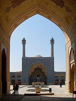 エスファハーンのジャーメ・モスクの画像 p1_5