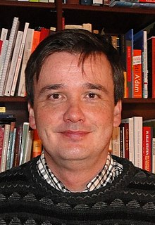 James Kennedy (historian) American historian, born 1963