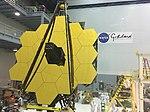 James Webb Space Telescope Revealed (26832090085).jpg