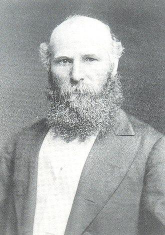James Munro (Australian politician) - Image: Jamesmunro