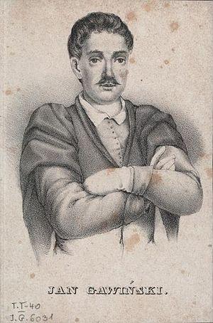 Jan Gawiński - Jan Gawiński.