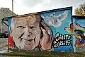 Jan Pawel II, graffiti in Lebork.jpg