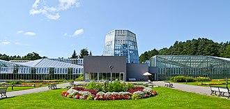 Tallinn Botanic Garden - Main building