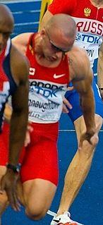Jared Connaughton Canadian sprinter