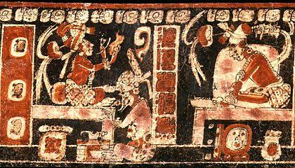 artes de los mayas
