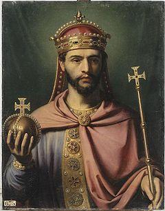 Jean-Joseph Dassy (1796-1865) - Louis Ier dit le Pieux (778-840), empereur d'Occident