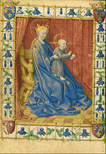 Jean Fouquet (French, born about 1415 - 1420, died before 1481) - Hours of Simon de Varie - Google Art Project.jpg