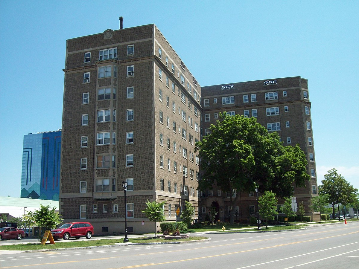 Jefferson Apartment Building Niagara Falls New York Wikipedia