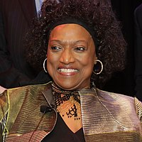 Jessye Norman Jessye Norman- In Conversation with Tom Hall (15977754135) (cropped).jpg