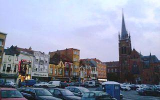 Jette,  Brussels Capital, Belgium