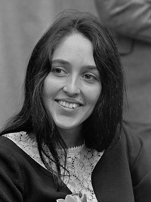 Joan Baez 1966