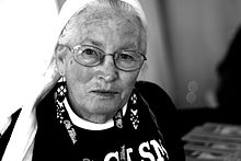 Joan Trumpauer Mulholland - 2013.jpg