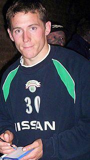 Joe Gamble Irish footballer