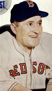 Joe McCarthy als Manager der Red Sox