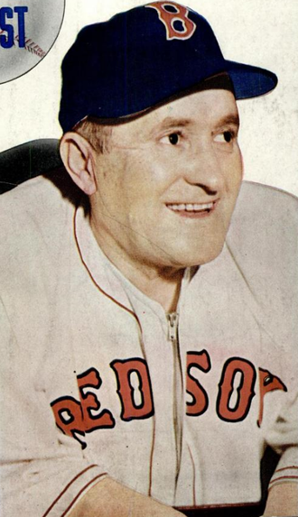 Joe McCarthy (manager) - Joe McCarthy as Red Sox manager