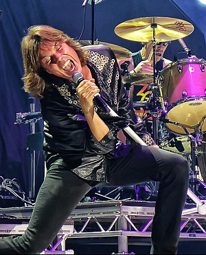 Joey Tempest - Image: Joey Tempest 2013