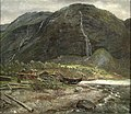 Johan Christian Dahl - View at Skjolden in Sogn - NG.M.03721 - National Museum of Art, Architecture and Design.jpg