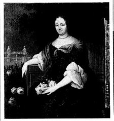 Margaretha Rosa (1629-1706), wife of Hendricus Fagel